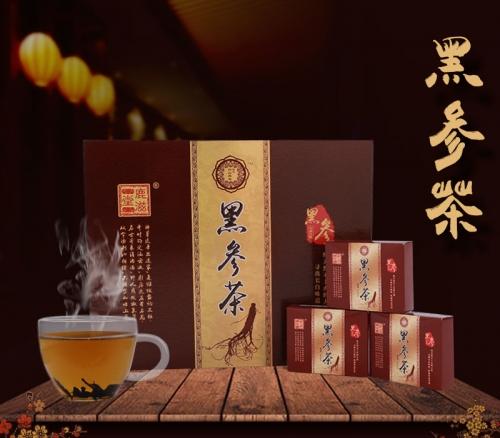 杭州黑参茶